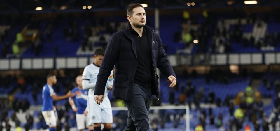 Frank Lampard could revolutionise Everton
