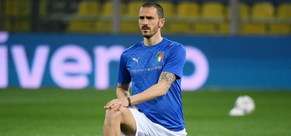 Exclusive: Pundit backs Bonucci to add steel to Spurs' defence