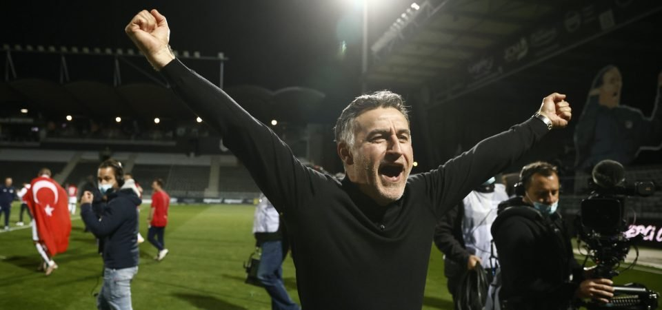 Spurs could now turn to Pochettino nemesis Christophe Galtier