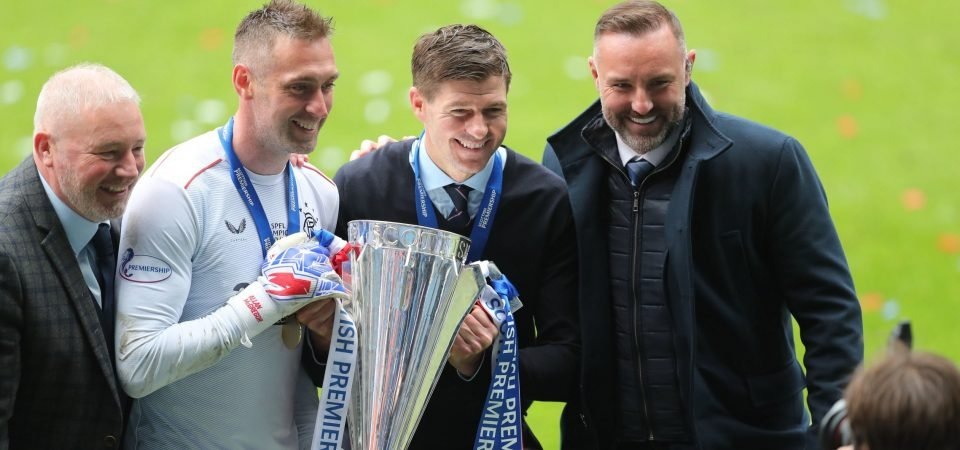Exclusive: Michael Ball reckons Joey Veerman would improve by signing for Rangers