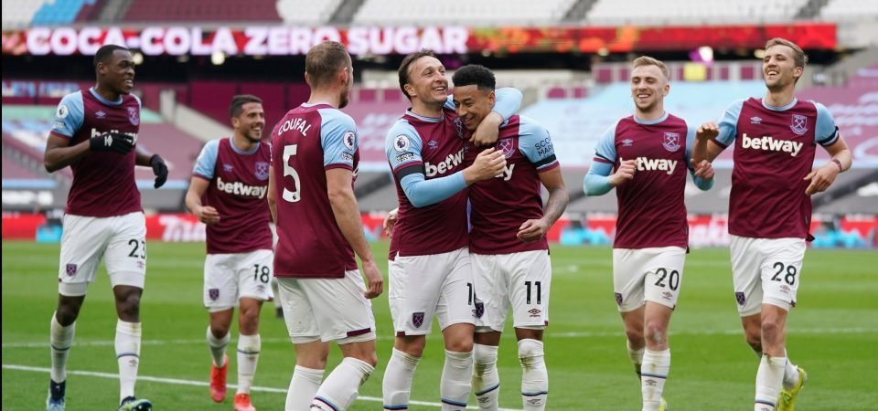 ExWHUemployee drops update on West Ham's pursuit of Jesse Lingard