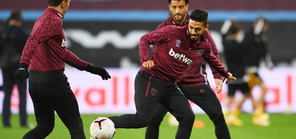 West Ham: David Moyes must ruthlessly offload Manuel Lanzini this summer