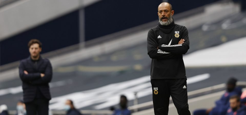 How Spurs could line up under Nuno Santo for Man City opener