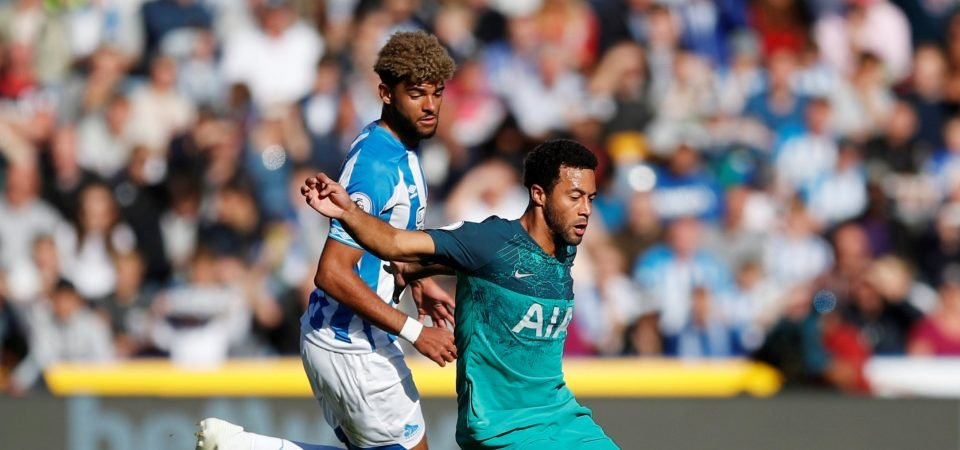 Exclusive: Graham Roberts doesn't think Tottenham have replaced Mousa Dembele
