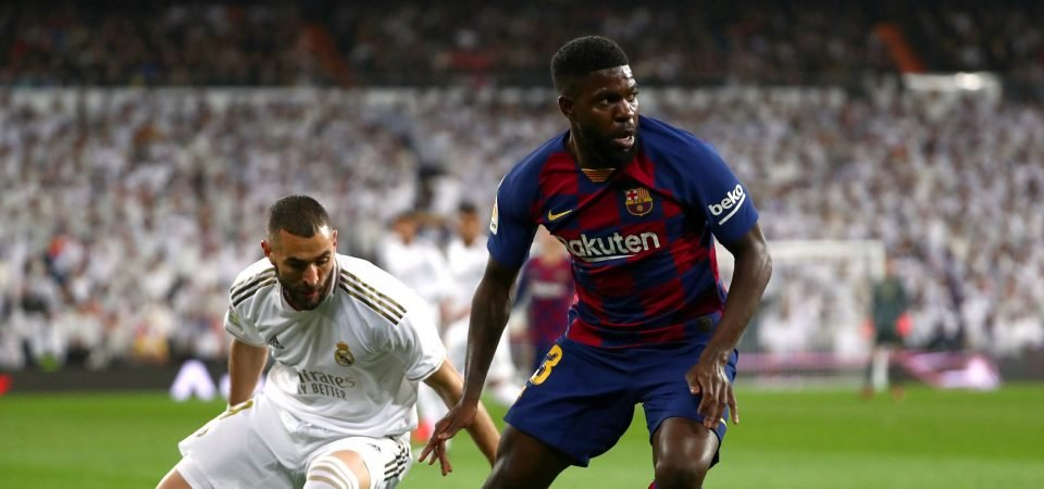 Exclusive: Spanish expert confident Samuel Umtiti would sign for Tottenham