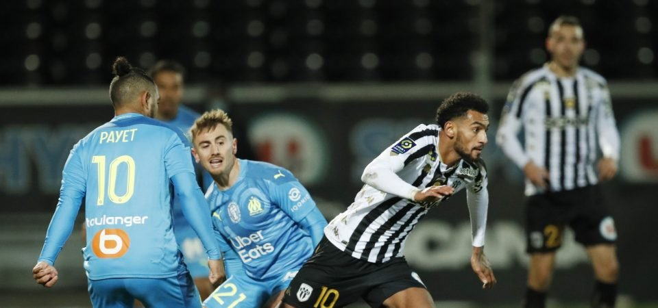 Everton: Angers ready to sell Fulgini