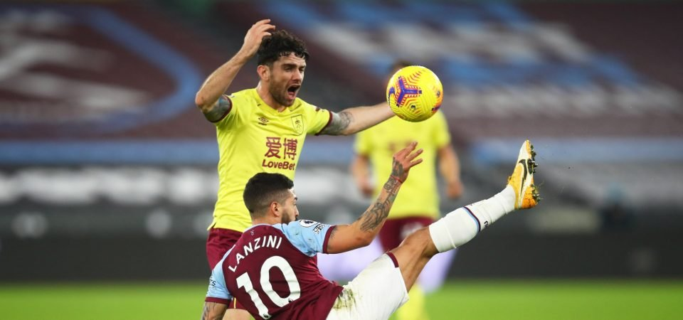 Journalist says West Ham willing to sell Manuel Lanzini at the right price