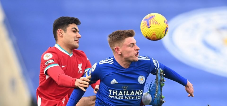 """Exclusive: Steve Howey thinks Ozan Kabak could be a """"shrewd buy"""" for Leicester City"""