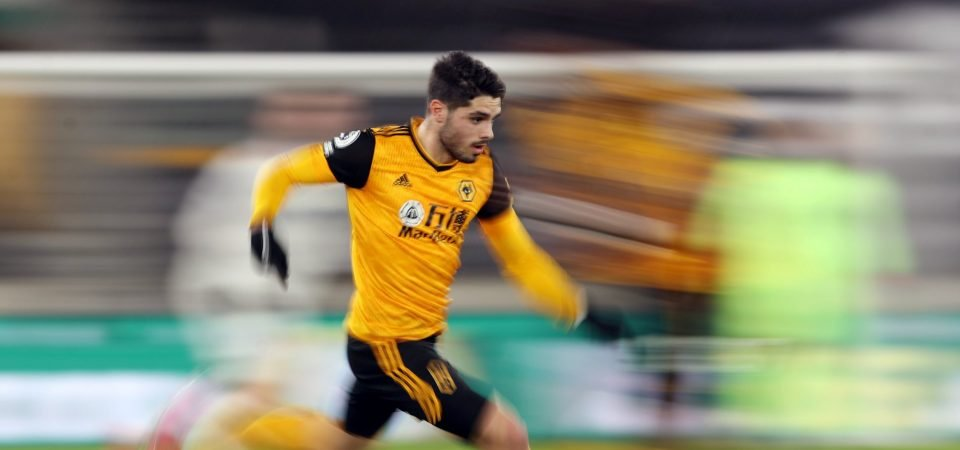 """Journalist hails Pedro Neto as Wolves' """"most exciting player"""""""