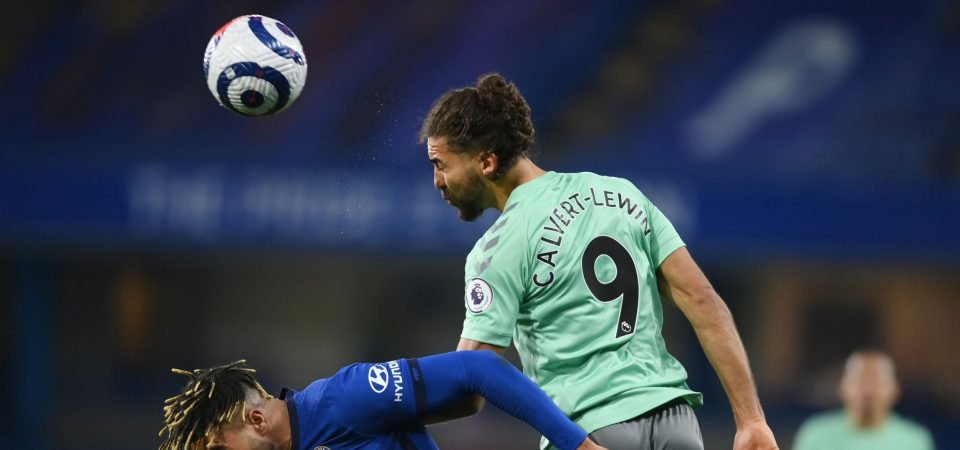 Exclusive: Pundit cannot see Everton selling Dominic Calvert-Lewin to Chelsea