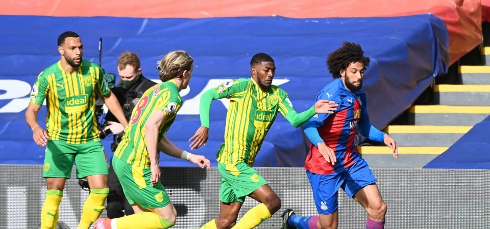 Crystal Palace journalist urges fans not to judge Maitland-Niles on recent relegation
