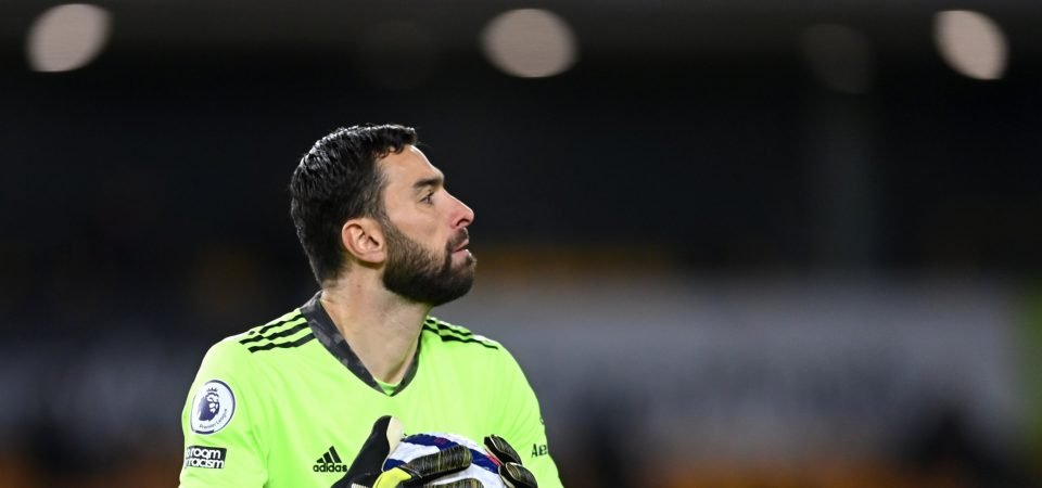 Pundit says Wolves not as open to selling goalkeeper Rui Patricio as reports suggest