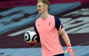 Exclusive: Graham Roberts unsure whether Joe Hart good enough to start for Celtic