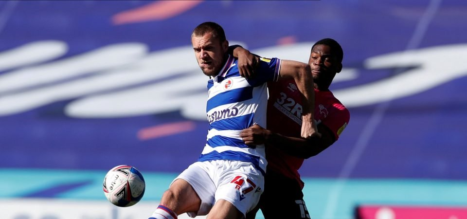 Reading: Puscas turns down loan move