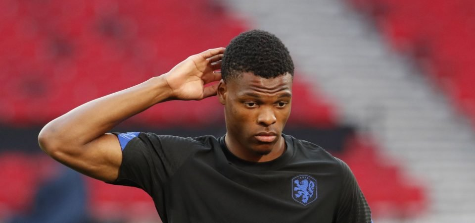Exclusive: Michael Ball says Denzel Dumfries can take Everton to the next level