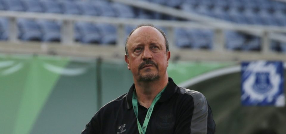Exclusive: Michael Ball defends Rafa Benitez's first signings at Everton helm