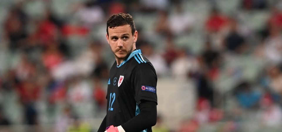 Celtic told to consider Leicester stopper Danny Ward