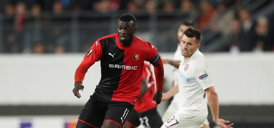 Celtic interested in signing M'Baye Niang