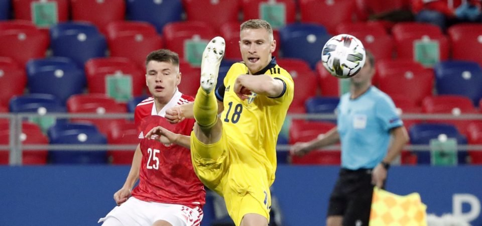 Celtic handed boost in Carl Starfelt pursuit