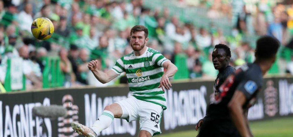 Celtic: Anthony Ralston let Postecoglou down in UCL qualifying