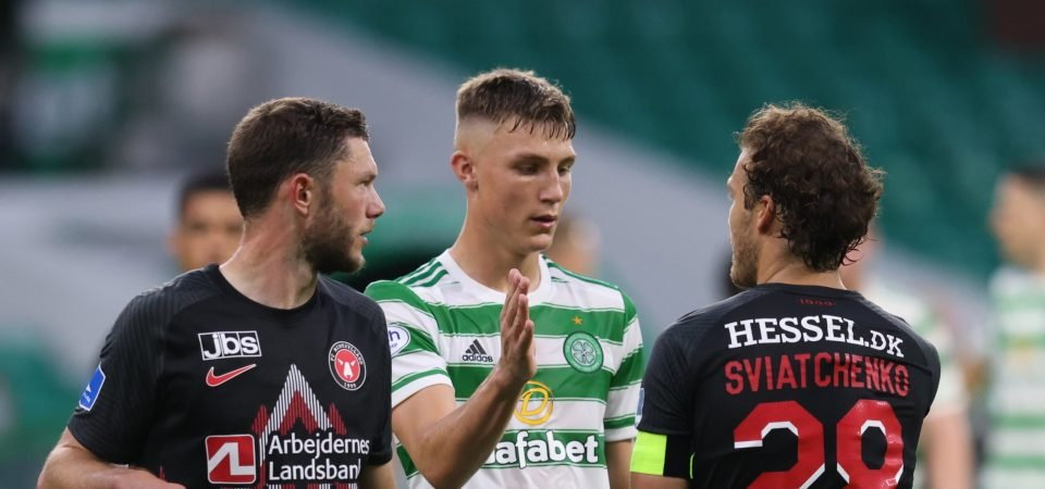 Celtic can forget about Leo Hjelde with Dane Murray