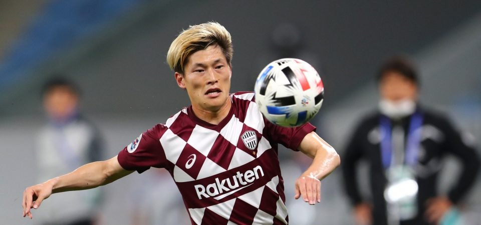 Celtic reporter tips Furuhashi to follow in footsteps of club legend Nakamura
