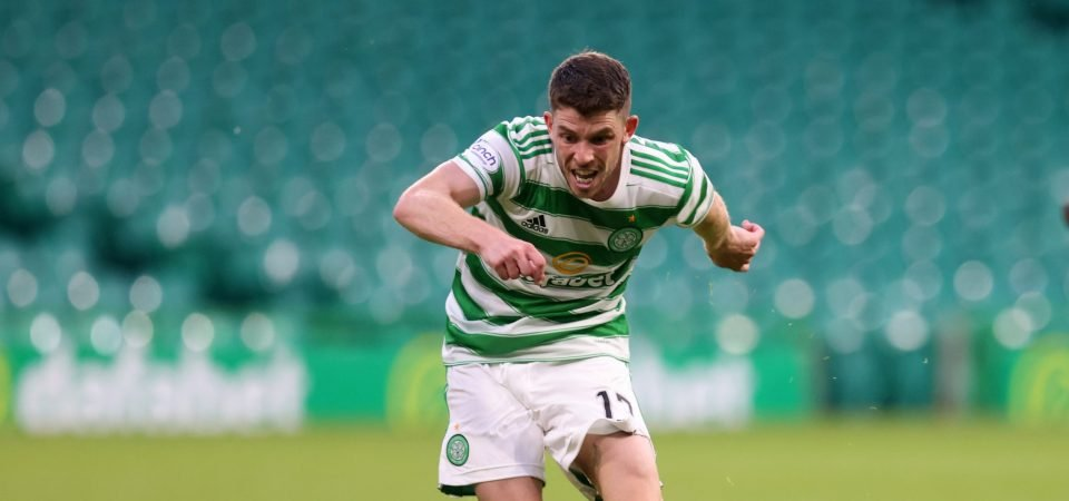 Ryan Christie impresses for Celtic in UCL qualifying