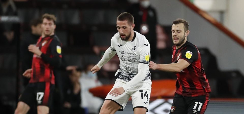 Sheffield United step up interest in Conor Hourihane