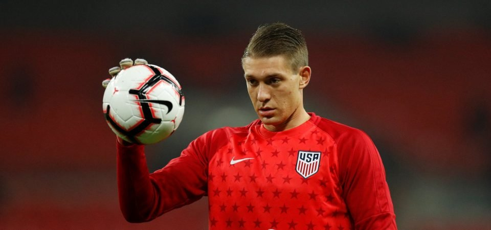 Fulham set to win Ethan Horvath race