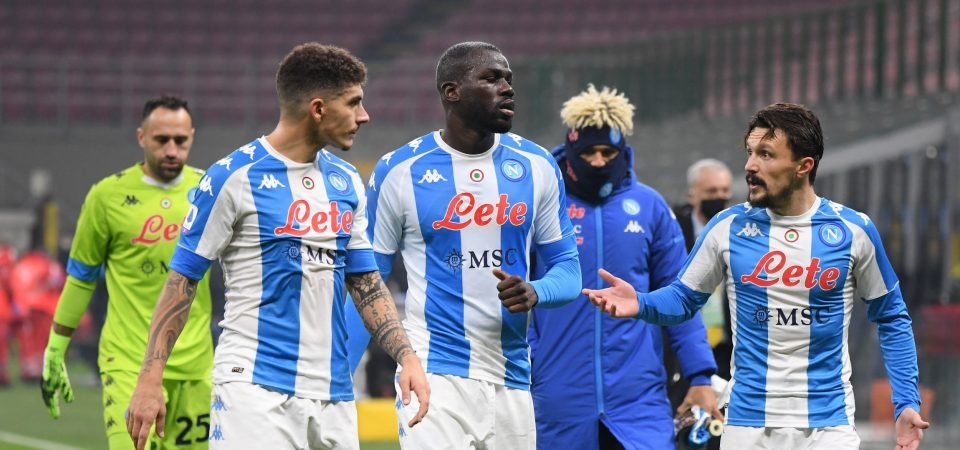 Everton: Benitez wants to be reunited with Koulibaly
