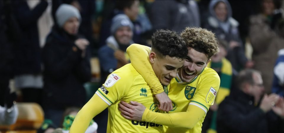 Everton: Max Aarons could end Seamus Coleman's Goodison stay