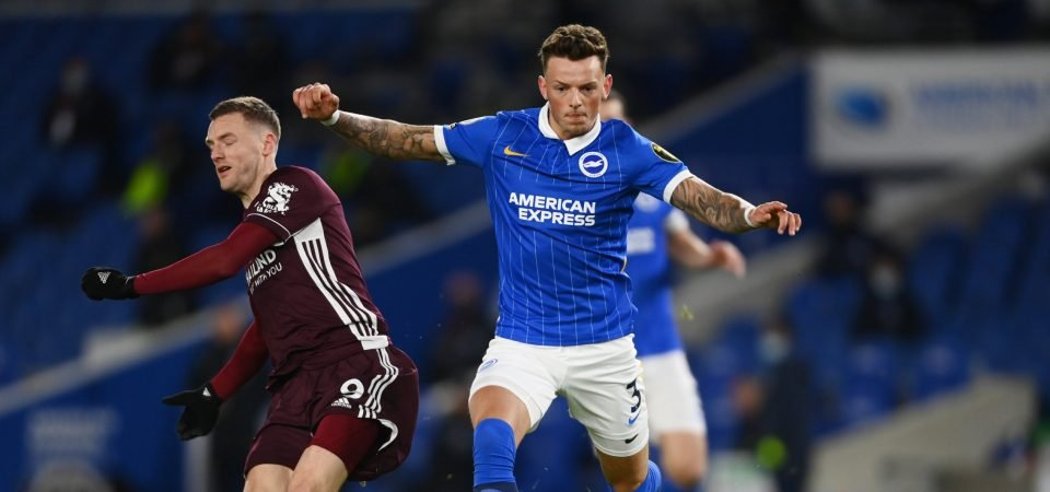 Everton could find their new John Stones in Ben White