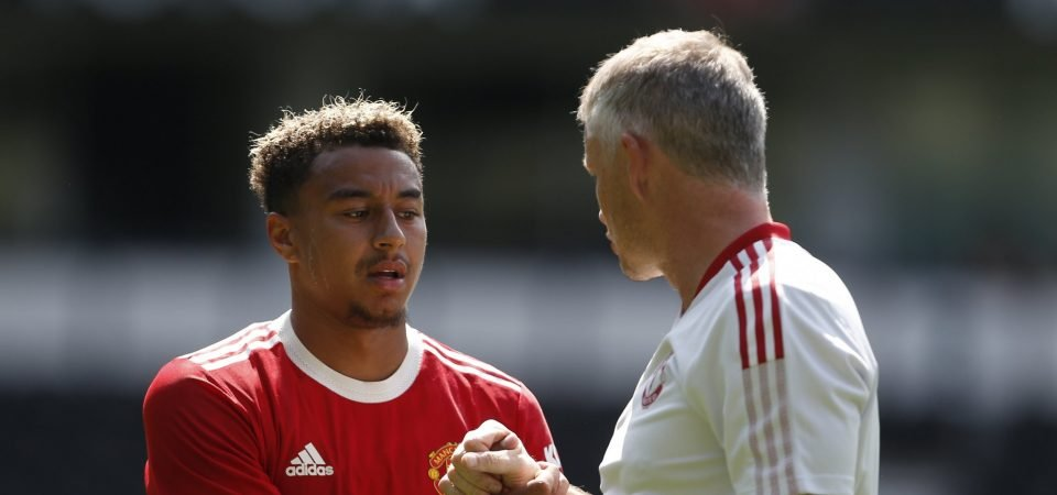 Manchester United: Jesse Lingard looks likely to leave Old Trafford