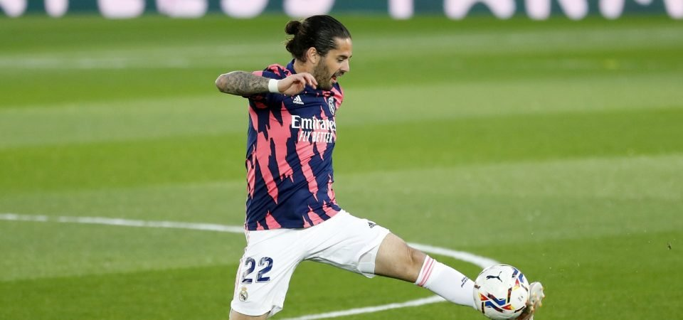 Everton turn their attentions to signing Isco