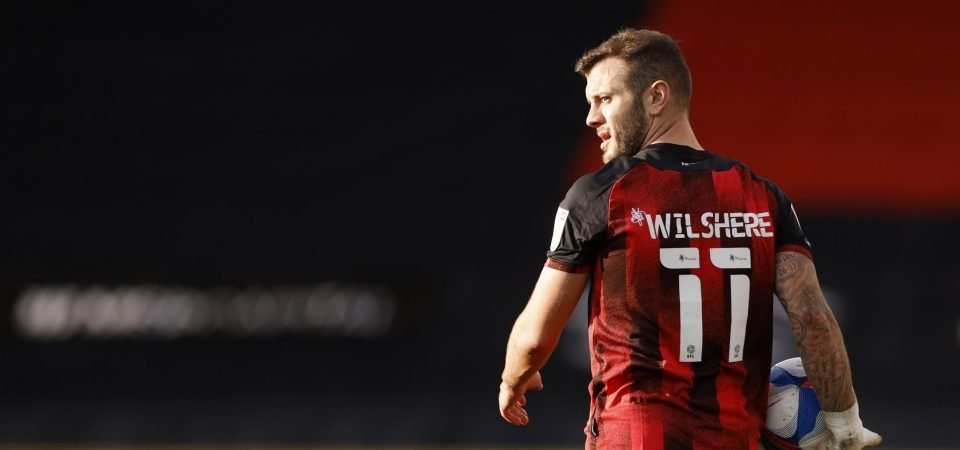 Derby County open to Jack Wilshere deal