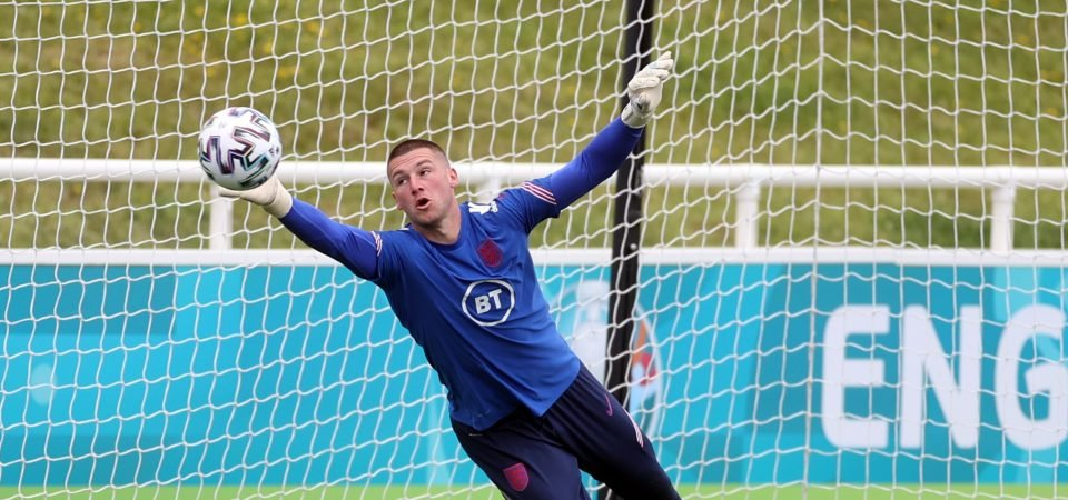 Sam Johnstone expected to leave West Brom