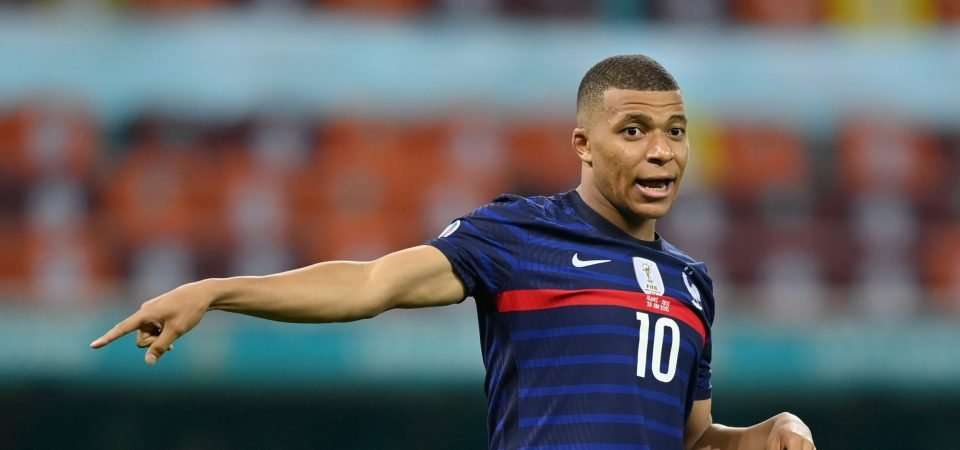 Liverpool handed boost in Kylian Mbappe pursuit
