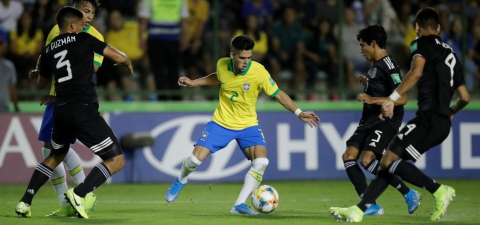 Celtic interested in Yan Couto