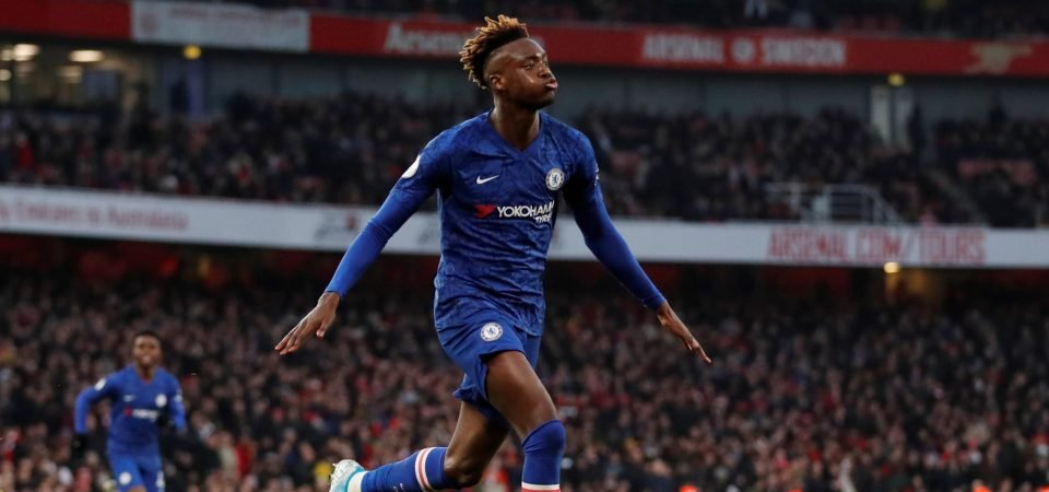 Arsenal could find their next Thierry Henry in Tammy Abraham