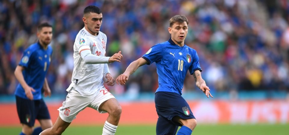 Nicolo Barella: Spurs could eye club-record swoop
