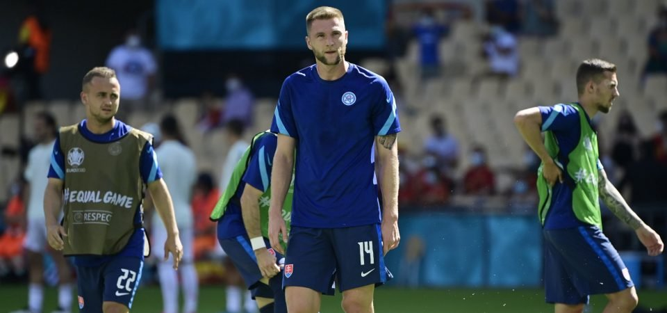 Milan Skriniar could become Spurs' best signing since Heung-min Son