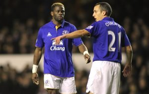 Everton could find new Saha in Anthony Martial