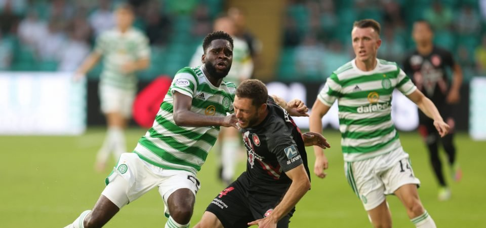 Sky Sports reporter says Odsonne Edouard is Vieira's number one striker target
