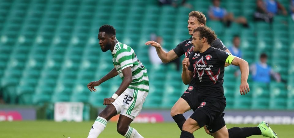 Crystal Palace receive Odsonne Edouard boost