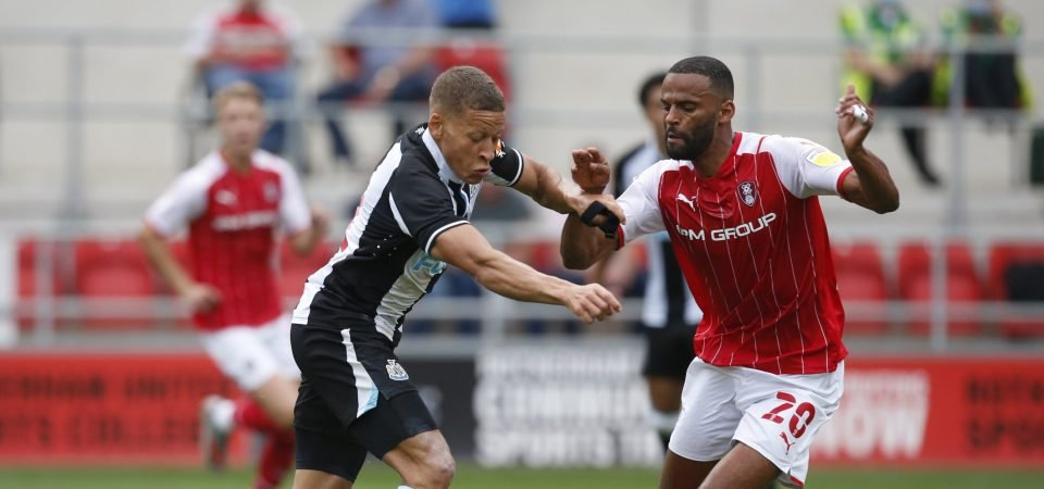 Exclusive: Steve Howey says Dwight Gayle has massive opportunity at Newcastle