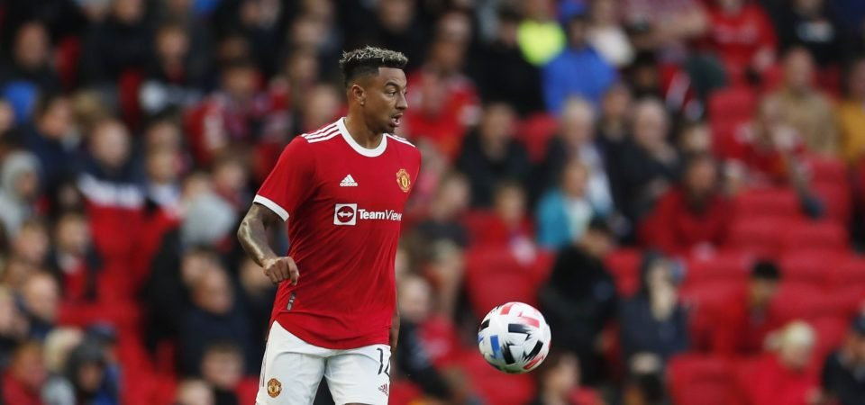 Exclusive: Pundit says Jesse Lingard will be like a new signing for Manchester United