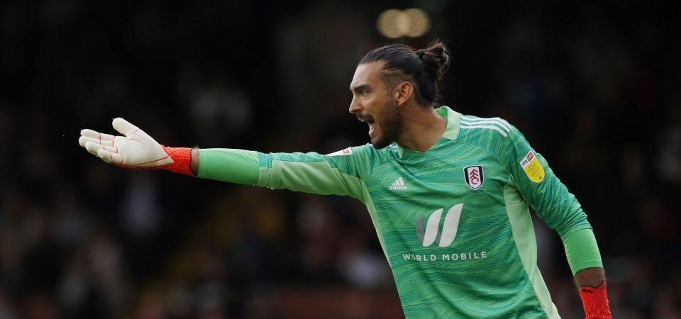 Exclusive: Pundit says Paulo Gazzaniga is one of the best keepers in Championship