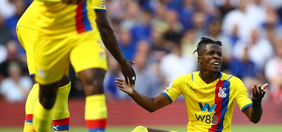 Exclusive: Carlton Palmer says Crystal Palace would be in serious trouble if Zaha leaves
