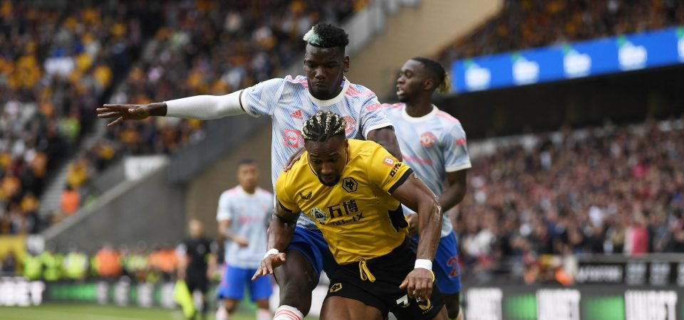 Sky Sports reporter says Tottenham could still sign Wolves attacker Adama Traore