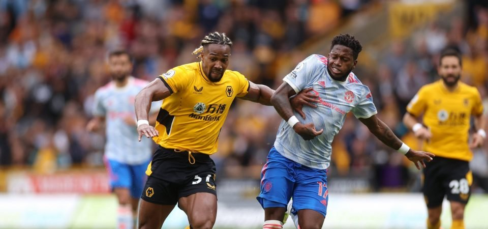 Deadline Day: Wolves expect to keep Adama Traore and Ruben Neves
